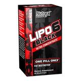 Lipo 6 Black Ultra Concentrado 60 Caps Nutrex Importado Usa