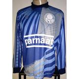 7c051bdbed Camisa Retro Goleiro Do Palmeiras Leão - Futebol no Mercado Livre Brasil
