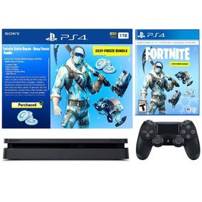 12 Cuotas Fijas Sony Playstation 4 1tb Fortnite Pack Ps4