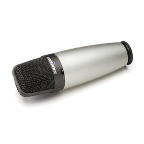 Microfone Samson Condensador C03 | Original
