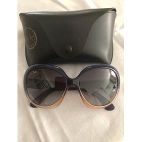 Óculos De Sol Wayfarer Bicolor Ray Ban - Óculos no Mercado Livre Brasil dd04a0df7a