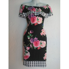 Vestidos Sublimados Print Mexicano Florales Grecas Entallado