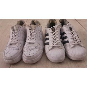 buy popular 270e7 b2208 Zapatillas adidas Combo 2 Pares Liquidación