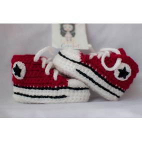 Zapato Tenis Para Enfermera Ropa para Bebés Rojo en