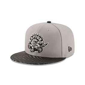 Nba Toronto Raptors Leather Rip 59fifty Gorra Ajustada 0c67f1e79c2