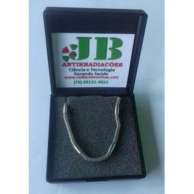Neutralizador Radiação Pulseira Jb Antirradiações A1 16cm