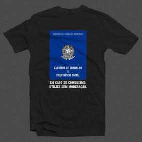 eb2715bb27 Camiseta Contra Comunismo - Camisetas Manga Curta para Masculino no ...