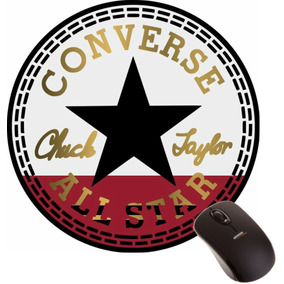 Mousepad Converse All Star Logo Marca Roupa Tênis Skate 709b60218dd