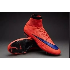 268784920ef75 Chuteira Nike Mercurial Superfly V Real Madrid - Chuteiras Coral no ...