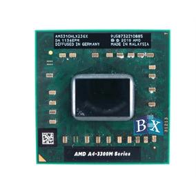 Processador Amd A4-3300m Notebook Fs1 Am3305ddx22gx Novo Nfe