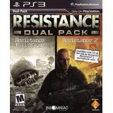 Resistance 1 + Resistance 2 ~ Ps3 Digital Español