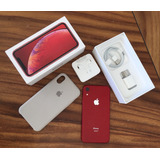iPhone Xr 128gb Prod Red Special Edition 4g + Caixa + Extras