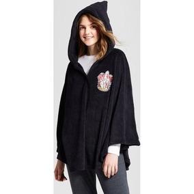 Harry Potter Poncho Abrigo Tela Suave Polar Unitalla