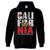 Sudadera Con Capucha Dolphin Shirt Co California Republic Vi