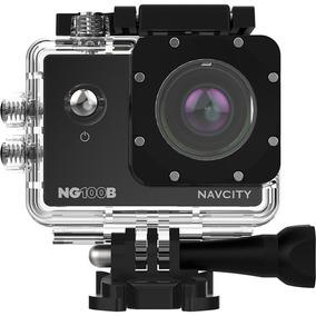 Câmera Esportiva Navcity Ng100-b Full Hd 12mp À Prova D