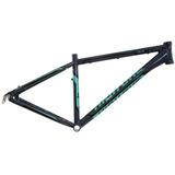 Quadro Bike Aro 29x20 High One Optimus Aluminio Cores