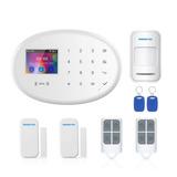 Wifi Gsm 2.4ghz Sistema De Alarma De Seguridad Para El Hogar