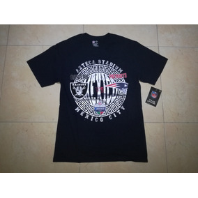 561 Patriots Vs Raiders Playera Talla M Original Team Appar fc2c55f49c0