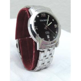 d9f54384d3d Relógio Masculino De Pulso Technos Steel 5 Atm Tec 426