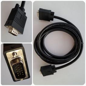 Cable Vga 1.8mts Macho Kworld Monitor Pc Proyector