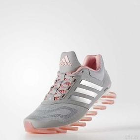 Tenis adidas Springblade Drive 2 W Gris Rosa Dama 25-26