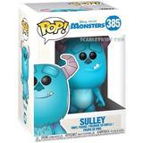 Funko Pop Monster Inc Sulley 385 Disney Scarlet Kids