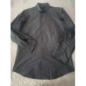 Camisa Bar Lll Talla L (versace,armani,zegna,casual Moda