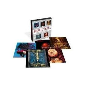 Sepultura -the Complete Max Cavalera Collection (b W