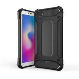 Capa Capinha Xiaomi Redmi 6a Protege Camera+pelicula Vidro