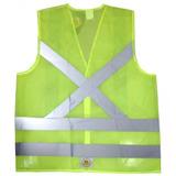 Colete Refletivo Verde Fluorescente Sem Bolso Telado G gg 71403fa55e