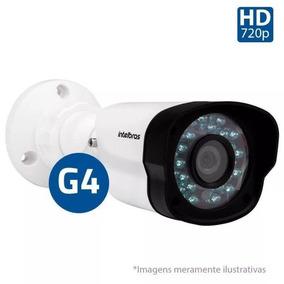 Câmera Bullet Intelbras 2.6mm 20mts Hd 720p Vm 1120 B Ir G4