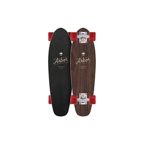 Arbor Bogart Micron 2017 Mini Longboard Skateboard Nuevo cf4d21cb55d
