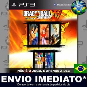 Dlc Dragon Ball Xenoverse Gt Pack 1 Ps3 Digital - Leg Pt-br
