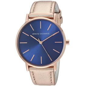 4cfda14d471 Armani Exchange Relógio Feminino Ax5202 Rose - Relógios De Pulso no ...