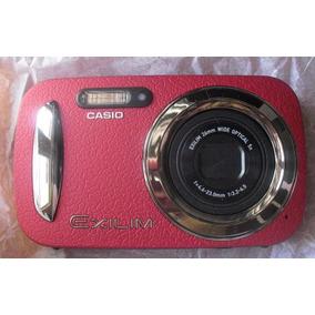 Cámara Fotográfica Casio Exilim Ex-n20 16,1 Megapixels