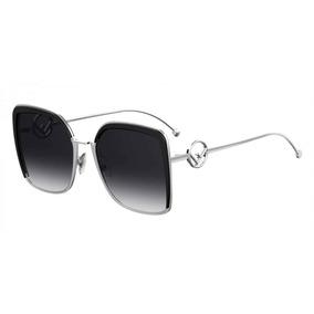 73dc7eea7006a Oculos Fendi Quadrado - Óculos no Mercado Livre Brasil