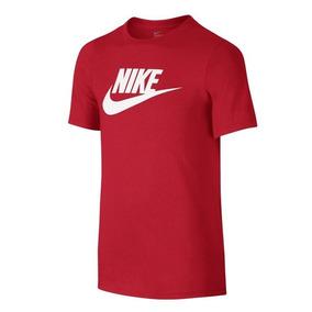 9c7969f2c2b4d Camiseta Nike Infantil Futura Icon 739938 Original + Nf