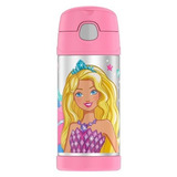 Garrafa Termica Thermo Funthainer Barbie 355ml Original