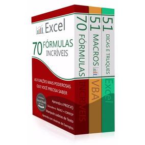Excel: 70 Fórmulas Incríveis [2018]