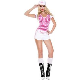 Disfraz De Beisbolista Halloween Disfraces en Mercado Libre México db54e45e27c
