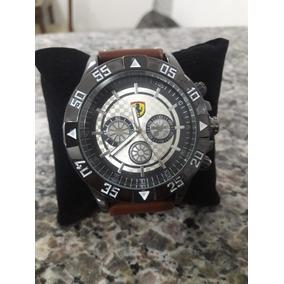 07d34515640 Relogio Ferrari Prata Pulso - Relógio Masculino no Mercado Livre Brasil