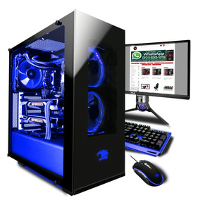 Pc Gamer Personalizado Intel Amd Rtx Gtx Ti Rx * Consulte