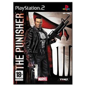 jogo o justiceiro ps2