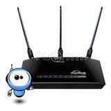 P O T E N T E Dlink T U R B O Router Wifi R O M P E M U R O
