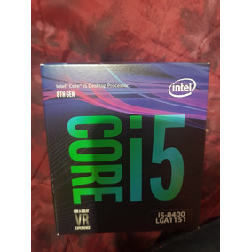 Processador Intel I5 8400 Lacrado