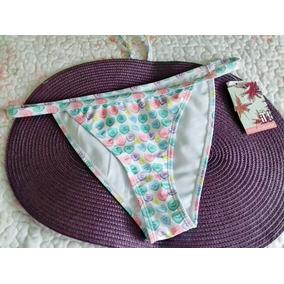 Playa Tanga/panty That´s It Talla M Multicolor Corazones