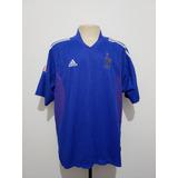 08610c4d08 Camisa Futebol Oficial Seleção França 2002 Home adidas Gg Xl
