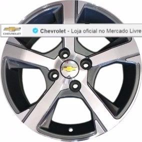 52117048 Roda Aro 15 Onix 17/... Original Chevrolet Gm