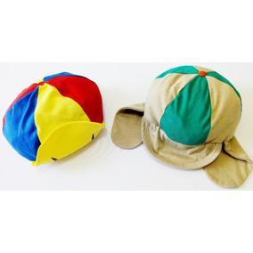 Kit Com 2 Boinas Chaves E Kiko Para Bebês 23783e3cf4d
