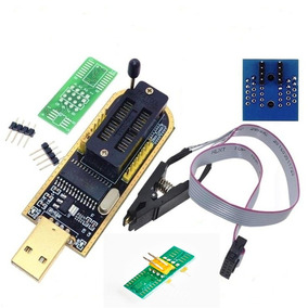 Gravador Programador Eprom Bios Usb Flash Ch341 Sop8 150mil